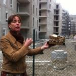 «Le béton ou la vie?» – visite des secteurs Malraux-Danube-Bruckhof
